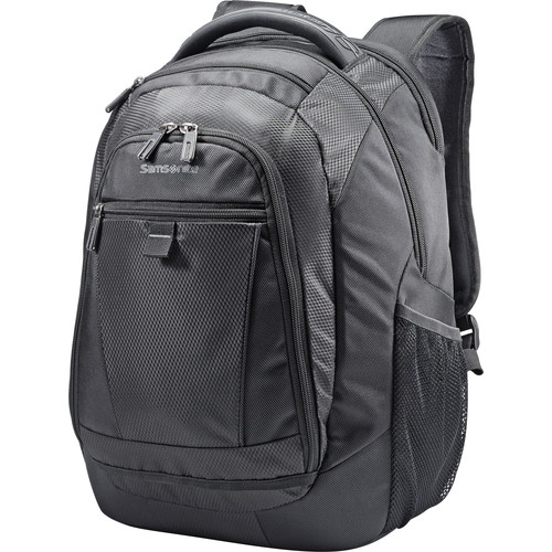 Samsonite Tectonic 2 Medium Backpack (Black)