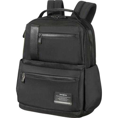 """Samsonite 14.1"""" Openroad Laptop Backpack (Jet Black)"""
