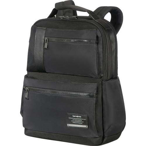 """Samsonite 15.6"""" Openroad Laptop Backpack (Jet Black)"""