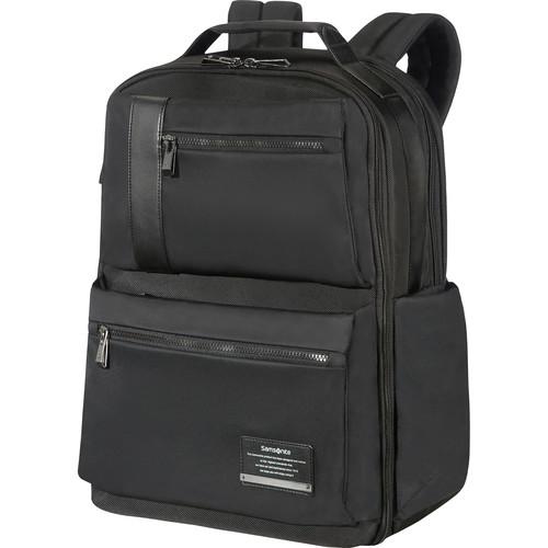 """Samsonite 17.3"""" Openroad Laptop Backpack (Jet Black)"""