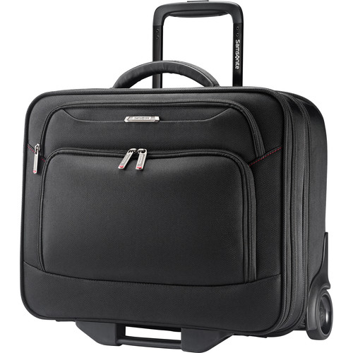 Samsonite Xenon 3.0 Wheeled Mobile Office with Laptop Compartment (Black)