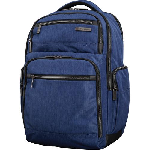 Samsonite Modern Utility Double Shot Backpack (Vintage Navy)