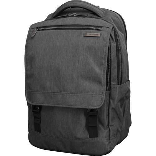 Samsonite Modern Utility Paracycle Backpack (Charcoal Heather/Charcoal)