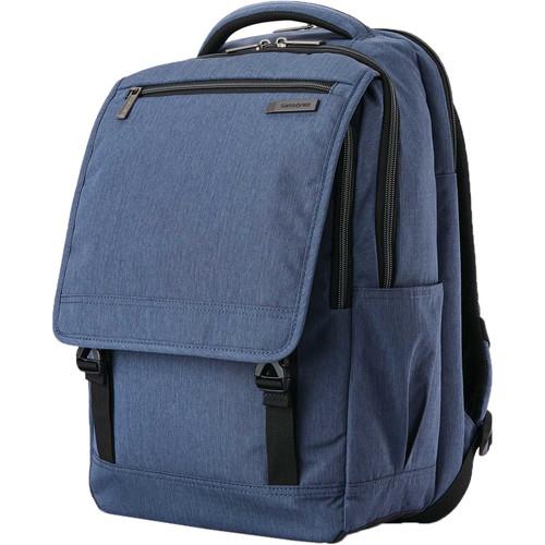 Samsonite Modern Utility Paracycle Backpack (Blue Chambray)