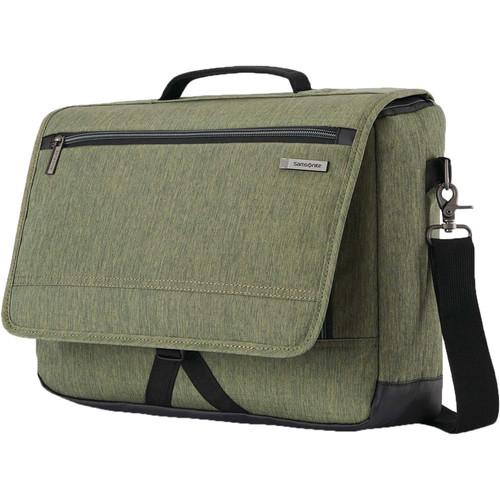 Samsonite Modern Utility Messenger Bag (Olive)