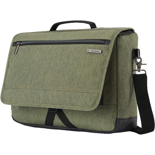 Samsonite Modern Utility Messenger Bag (Olive)