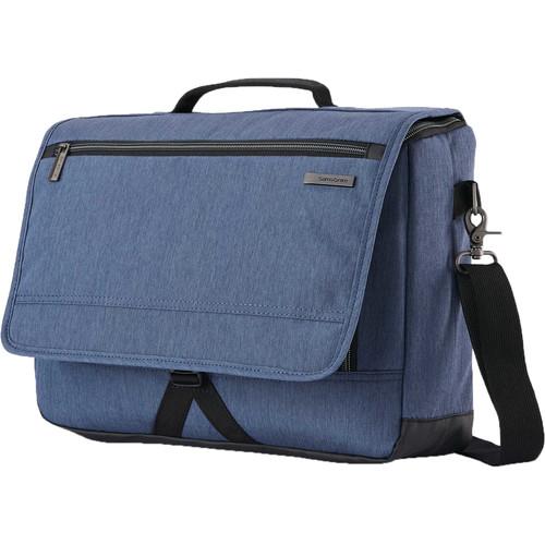 Samsonite Modern Utility Messenger Bag (Blue Chambray)