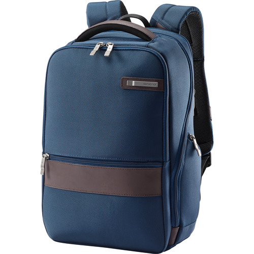 Samsonite Kombi Small Backpack (Indigo)