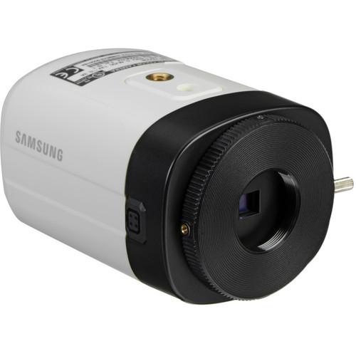 Samsung Techwin 1280H Analog 1.3MP Box Camera and 2.8-12mm Varifocal CS-Mount Lens Kit