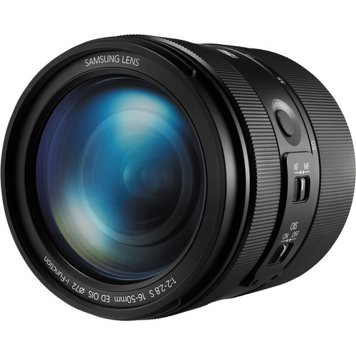 Samsung 16-50mm f/2-2.8 S ED OIS Lens