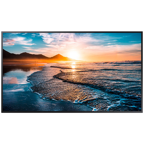 "Samsung QH43R 43"" Class 4K UHD Commercial Smart LED Display"