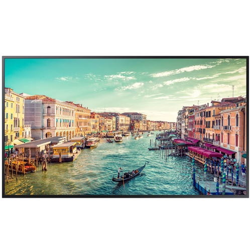 """Samsung QMR Series 55"""" Class HDR 4K UHD Commercial Smart LED Display"""