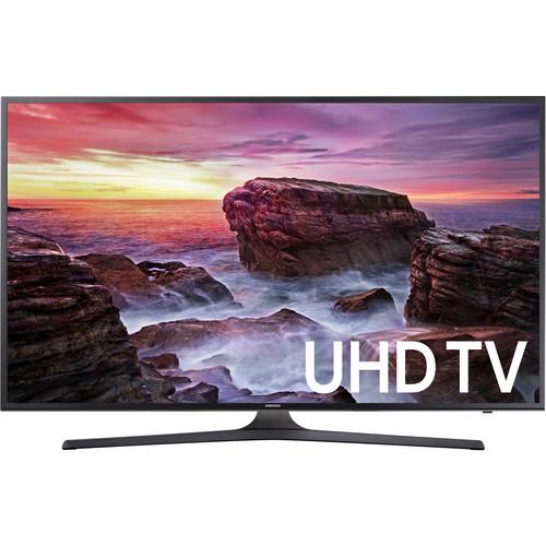"Samsung MU6290-Series 55""-Class HDR UHD Smart LED TV"