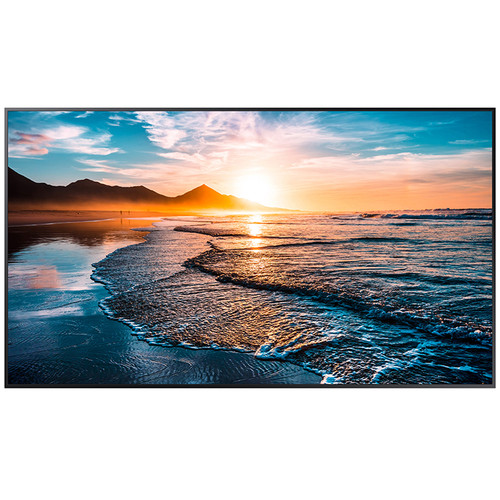 """Samsung QH65R 65"""" Class 4K UHD Commercial Smart LED Display"""