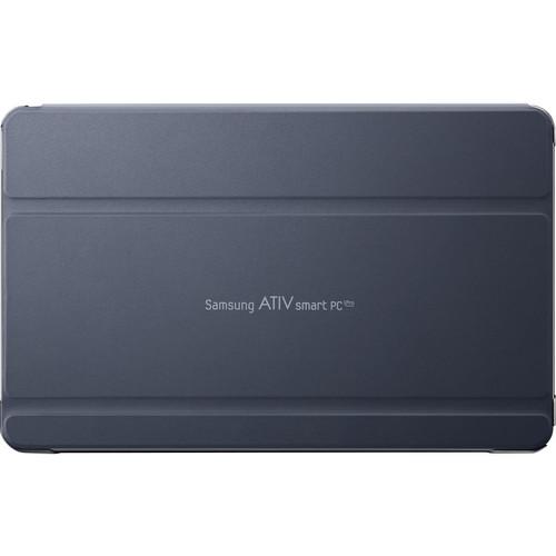 "Samsung ATIV Tablet 7 11.6"" Book Cover Case (Gray)"