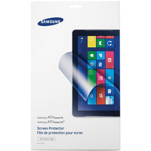 Samsung Screen Protector for ATIV Smart PC 500T & ATIV Smart PC Pro 700T Tablets (Matte)