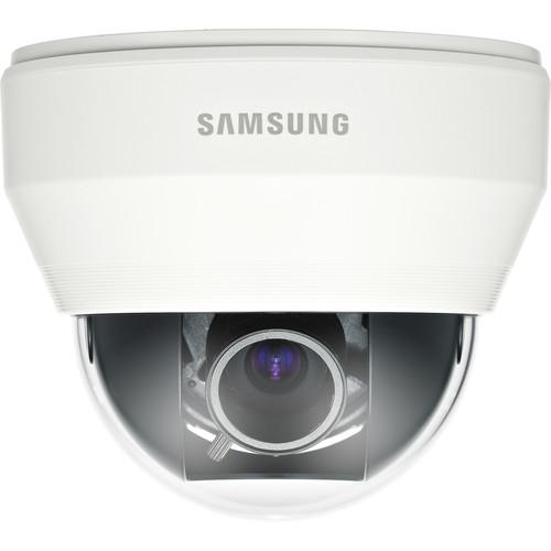 Hanwha Techwin Beyond Series SCD-5082 1000 TVL Dome Camera with 3 to 10mm Varifocal Lens (NTSC, Ivory)