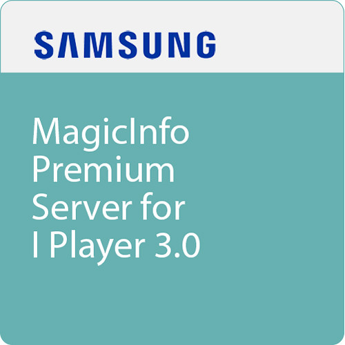 Samsung BW-MIP30PW MagicInfo Premium Server for I Player 3.0