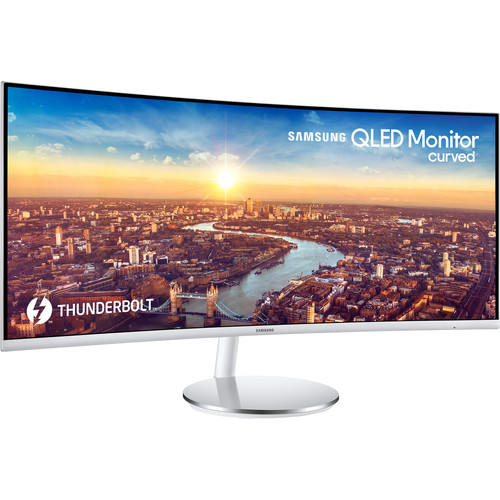 "Samsung C34J791 34"" 21:9 Curved LCD Monitor"
