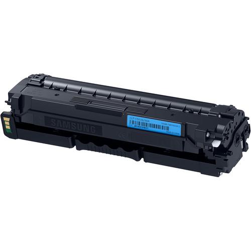 Samsung CLT-C503S Toner Cartridge (Cyan/Standard Yield)