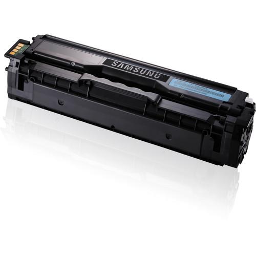 Samsung CLT-C504S/XAA Cyan Toner Cartridge