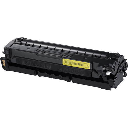 Samsung Toner for SL-C3010 & SL-C3060 Printers (5000-Page Yield, Yellow)