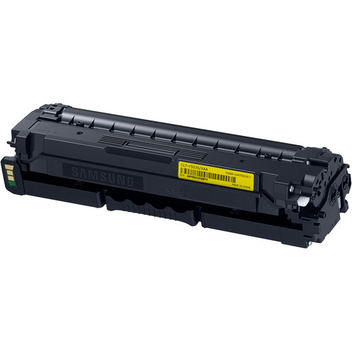 Samsung Toner for SL-C3010 & SL-C3060 Printers (2500-Page Yield, Yellow)