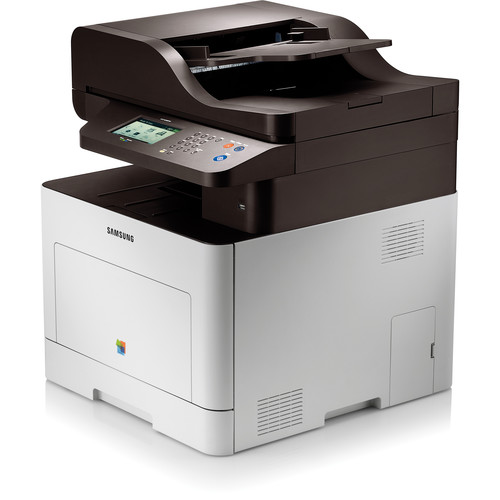 Samsung CLP-6260FW Color All-in-One Laser Printer