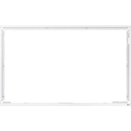 "Samsung Bezel Trim for DB32D / DM32D 32"" Commercial LED Monitor (White)"