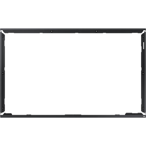 "Samsung Bezel Trim for DB48D / DM48D / DH48D 48"" Commercial LED Monitor (Matte Black)"