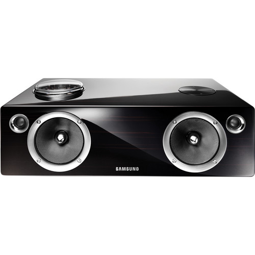 Samsung DA-E751 Vacuum-Tube and Digital Amp Wireless Audio System with Dual Dock