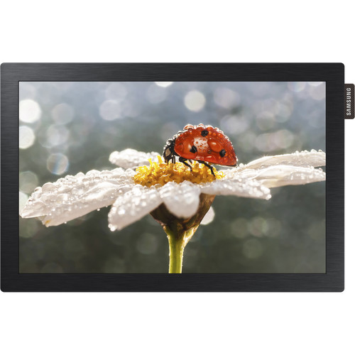 """Samsung DB10E-POE 10.1"""" Small Signage Commercial LED Display with PoE"""