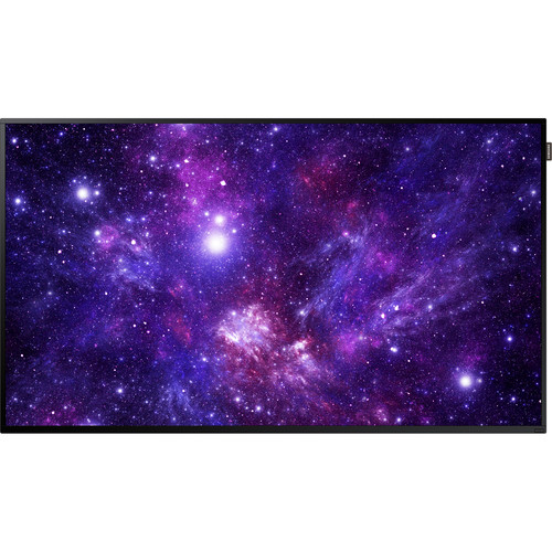 "Samsung DCE-M Series 32"" Professional Digital Signage Display with Built-In TV Tuner"