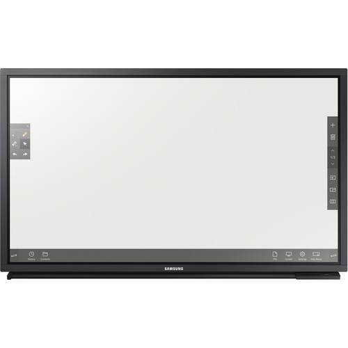 "Samsung DM82EBM 82"" Full HD Hybrid Touch Interactive Whiteboard Display"