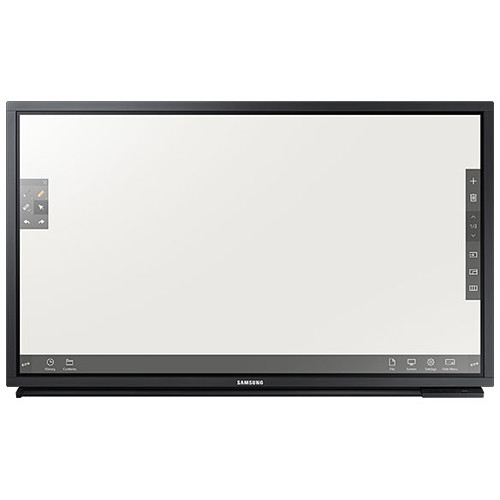 "Samsung DME-BR Series 82"" Hand Touch SMART Signage Interactive Whiteboard Display"