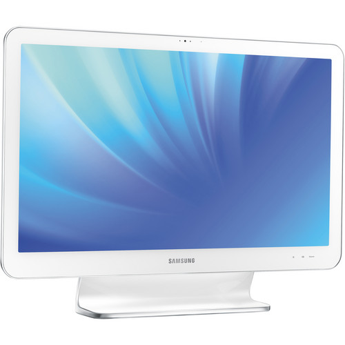 """Samsung ATIV One 5 Style DP515A2G-K02US 21.5"""" Multi-Touch All-in-One Desktop Computer (White)"""