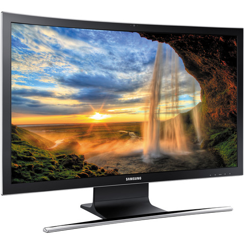 "Samsung 27"" ATIV One 7 Curved All-in-One Desktop (Black)"