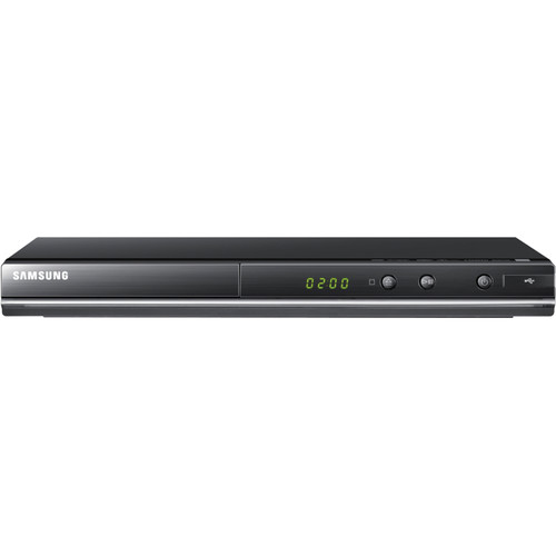 Samsung DVD-D530 1080p Upscaling Multi-Region / Multi-System DVD Player