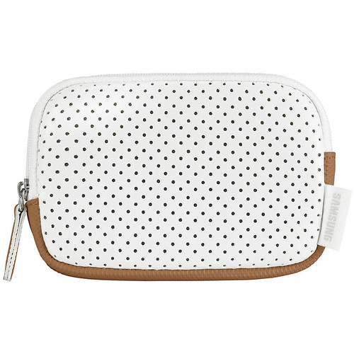 Samsung Carrying Case for WB50F (White)