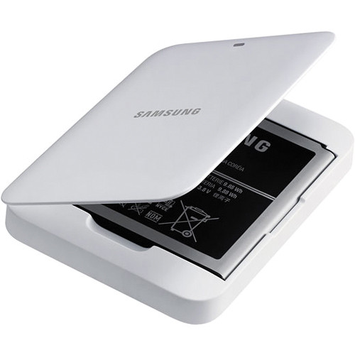 Samsung Galaxy S4 Spare Battery with Charging System