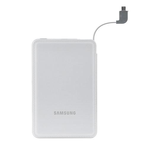 Samsung 3100mAh Portable Battery Pack (White)