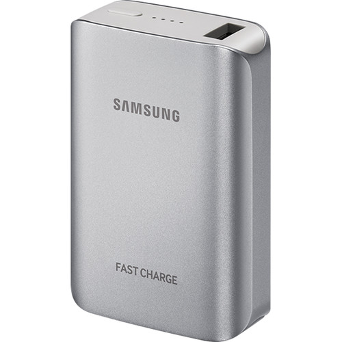 Samsung 5100mAh Fast Charge Battery Pack (Silver)