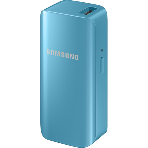Samsung 2100mAh Portable Battery Pack (Blue)
