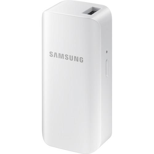 Samsung 2100mAh Portable Battery Pack (White)