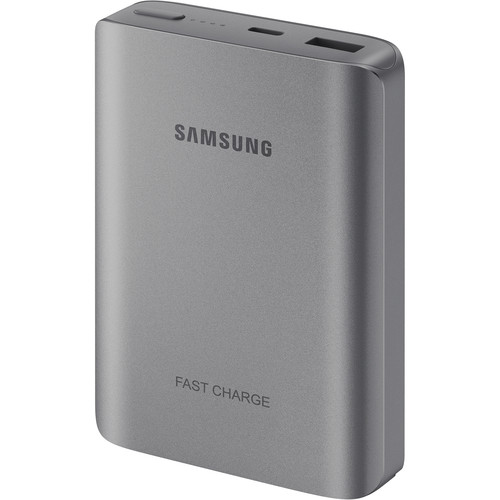 Samsung EB-PN930 10,200mAh Portable Battery Pack (Gray)