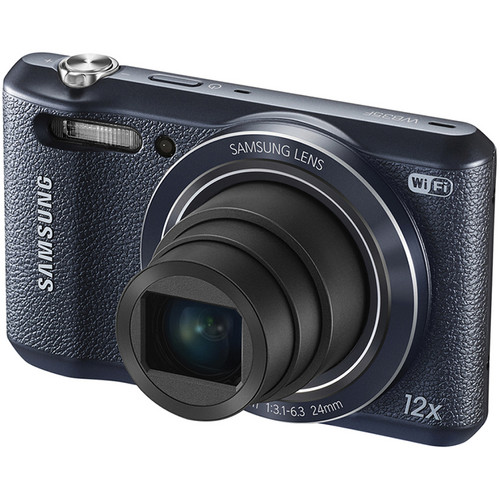 Samsung WB35F Smart Digital Camera (Black)