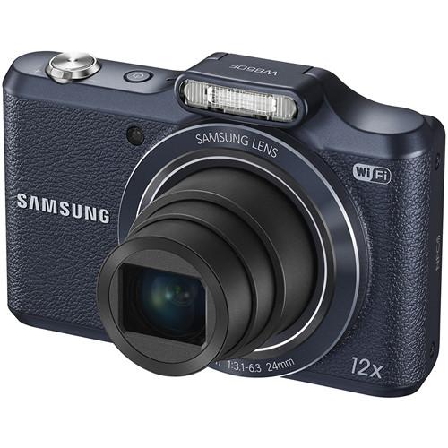 Samsung WB50F Smart Digital Camera (Black)