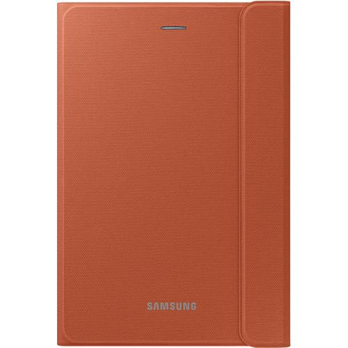"Samsung Book Cover for Galaxy Tab A 8.0"" (Orange)"
