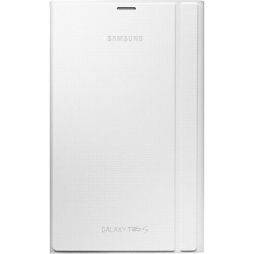 Samsung Tab Book Cover White ~ Samsung book cover for galaxy tab s ef bt wweguj b h