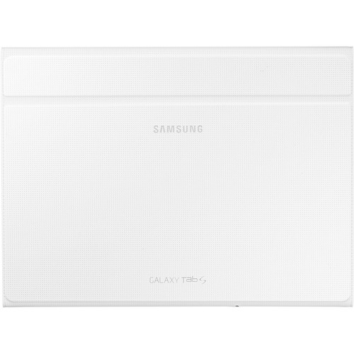 Tab S Book Cover Dazzling White ~ Used samsung book cover for galaxy tab s ef